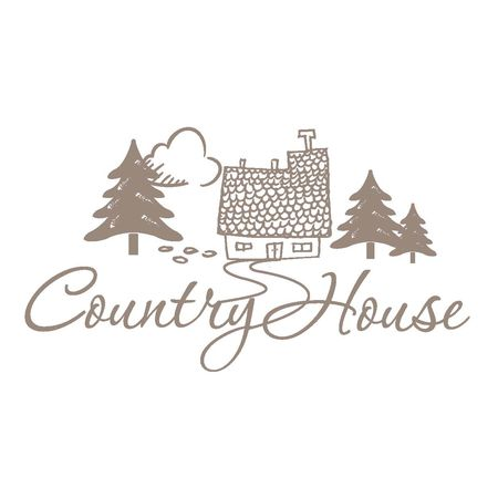 Логотип для компании «COUNTRY HOUSE»